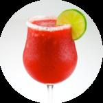 Frozen drink machine rental - Strawberry Daiquiri
